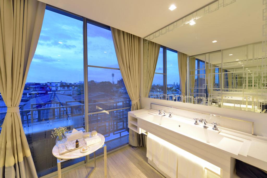 Boutique hotel in Bangkok, Thailand called Riva Run