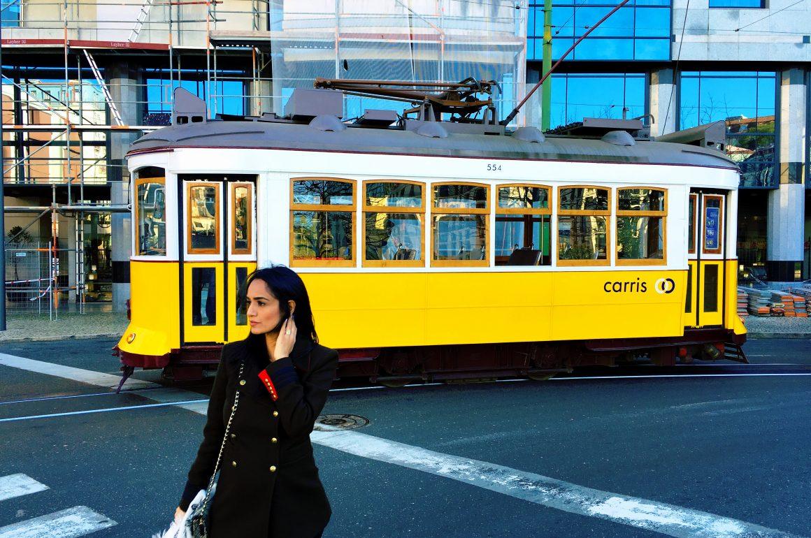 Colorful Lisbon, Portugal